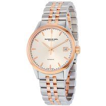 Raymond Weil New Men's Freelancer 2740-SP5-65011 Steel Rose