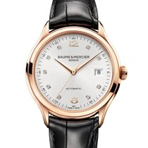 Baume & Mercier Red gold Automatic new Clifton