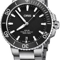Oris Aquis Date new Automatic Watch with original box