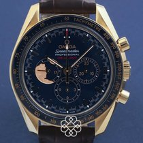 Omega 311.63.42.30.03.001 Yellow gold Speedmaster Professional Moonwatch pre-owned United Kingdom, Kingston Upon Hull