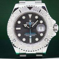 Rolex 116622 Yacht Master SS Rhodium Dial / Platinum Bezel...