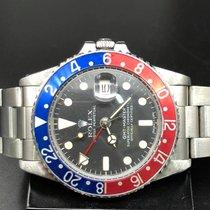 Rolex GMT-Master Steel 40mm Black No numerals Singapore, Singapore