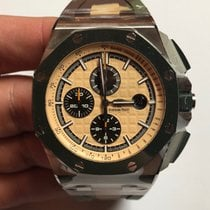 Audemars Piguet 26400SO Royal Oak Offshore Chronograph...