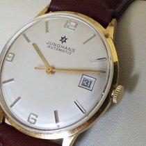 Junghans Vintage '64 Automatic Date 18K GP Dress watch