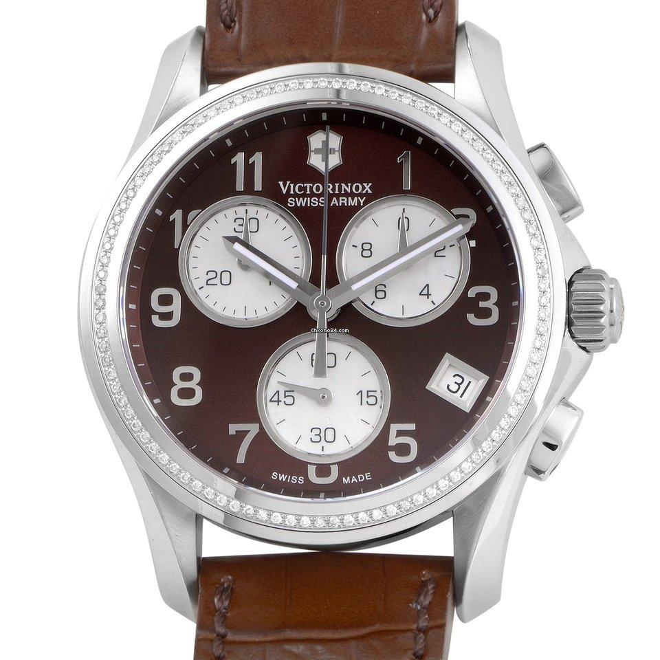 45c7e7f6da5 Victorinox Swiss Army Chrono Classic - Todos os preços de relógios  Victorinox Swiss Army Chrono Classic na Chrono24