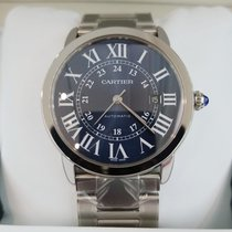 Cartier Ronde Croisière de Cartier WSRN0023 New Steel 42mm Automatic