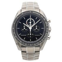 Omega Speedmaster Professional Moonwatch Moonphase pre-owned 44.2mm Steel