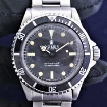 Rolex 5513 Steel 1963 Submariner (No Date) 40mm pre-owned United States of America, New York, NEW YORK