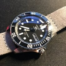 Seiko SNZF17K1 Staal 2011 5 Sports 40mm tweedehands