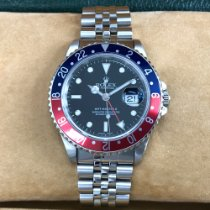 Rolex 16710 Staal 1997 GMT-Master II 40mm tweedehands