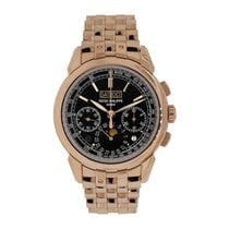 Patek Philippe Perpetual Calendar Chronograph Rose gold 41mm Black United States of America, New York, New York