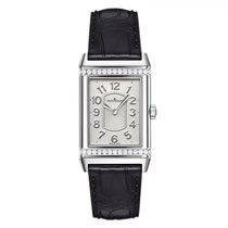 Jaeger-LeCoultre Grande Reverso Lady Ultra Thin Steel Silver United States of America, Iowa, Des Moines