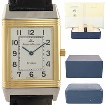 Jaeger-LeCoultre Reverso Classique Gold/Steel 23mm Silver United States of America, New York, Huntington