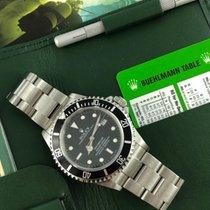 Rolex Sea-Dweller 4000 Сталь 40mm Чёрный Без цифр