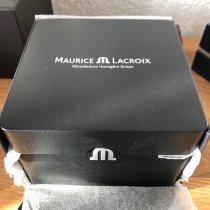 Maurice Lacroix Titan Automatik Schwarz 43mm gebraucht Pontos S Extreme