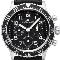 Breguet Type XX - XXI - XXII Steel 39mm Black Arabic numerals United States of America, Florida, Sunny Isles Beach