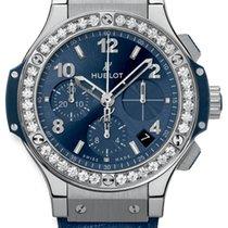 Hublot Big Bang 41 mm Steel 41mm Blue Arabic numerals United States of America, Florida, Sunny Isles Beach