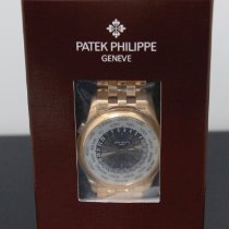 Patek Philippe World Time Rose gold 39.5mm Brown United States of America, Florida, Miami