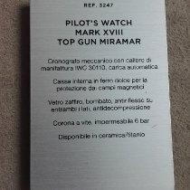 IWC Fliegeruhr Mark 3247 neu