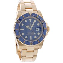 Rolex Submariner Date 116618LB 2012 pre-owned