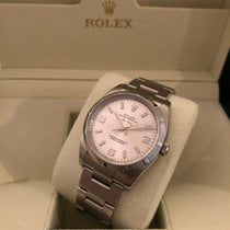 Rolex Air King 114210 2010 pre-owned