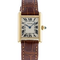 Cartier Tank Louis Cartier W1529856 pre-owned