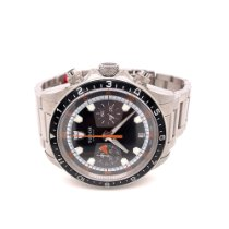 Tudor Heritage Chrono Steel 42mm Black No numerals United States of America, Florida, Clearwater