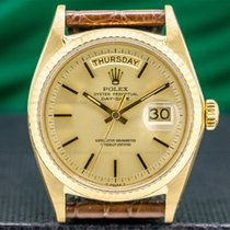 Rolex Day-Date Or jaune 36mm Champagne