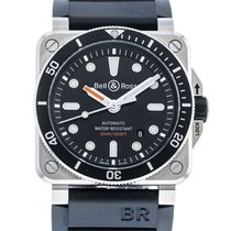 Bell & Ross BR 03-92 Steel Diver 2010 pre-owned