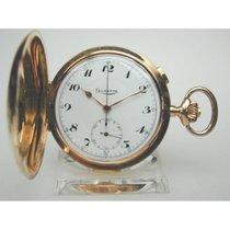 Leverette Minuten-Repetitionstaschenuhr mit Chronograph