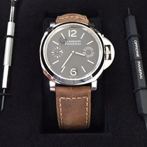 パネライ (Panerai) Luminor Marina 8 Days Acciaio Ref. PAM590