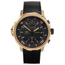 IWC Aquatimer Chronograph nuevo Automático Reloj con estuche y documentos originales IW379503