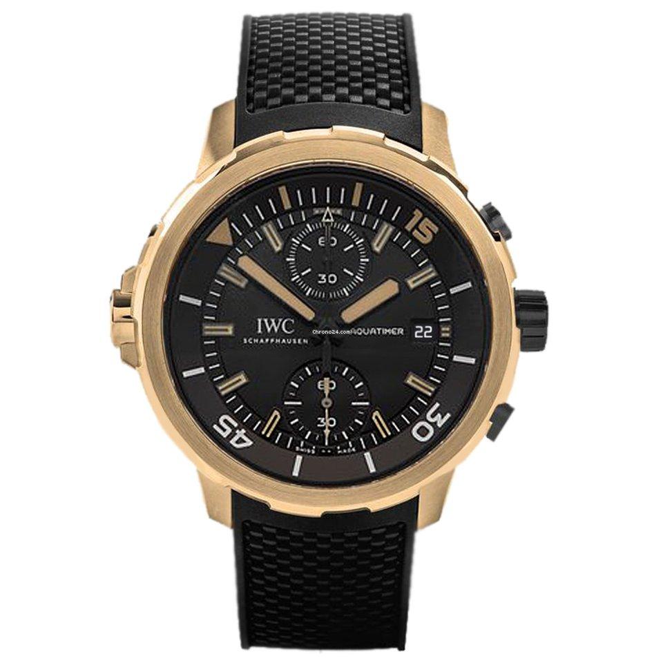 IWC Aquatimer Chronograph IW379503 new