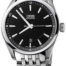 Oris Artix Date Steel Black United States of America, New York, Brooklyn