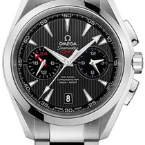 Omega Aqua Terra 150m Co-Axial GMT Chronograph 43mm 231.10.43....