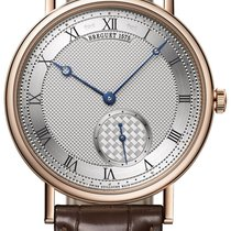 Breguet new Automatic Small Seconds Only Original Parts 40mm Rose gold