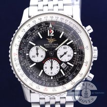 Breitling Navitimer Steel 42mm Arabic numerals United States of America, New York, NEW YORK