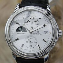 宝珀 (Blancpain) - 2160 Leman Time Zones GMT - Men - 2011-present
