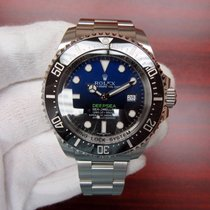 Rolex Sea-Dweller Deepsea D Blue James Cameron NEW