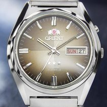 Orient Crystal Made In Japan Very Rare Men's Vintage Automatic...