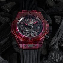 휘블로 [NEW][LTD 250] Big Bang UNICO Red Sapphire 411.JR.4901.RT