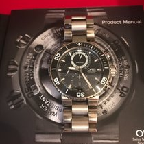 Oris --------Carlos Coste Chronograph