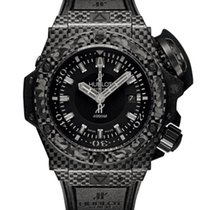Hublot King Power 731.QX.1140.RX Ungetragen Carbon 48mm Automatik