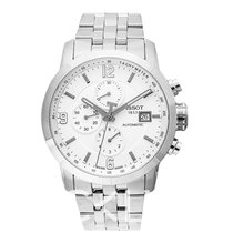 天梭  Tissot  Automatic Chronograph Date Men's Watch Stainless Ste