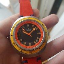 Zenith Diver 1000m Ref.A3637 Orange Automatic cal.2552PC