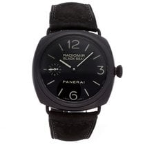 Panerai Radiomir Black Seal pre-owned 45mm Ceramic