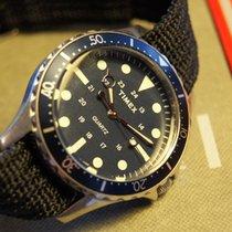 Timex Navi Harbor Blue