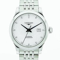 Longines Record L2.321.4.87.6 new