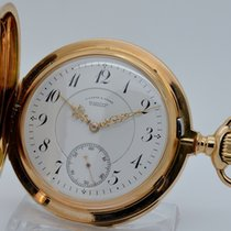 A. Lange & Söhne Watch pre-owned 1902 Red gold 58mm Watch only