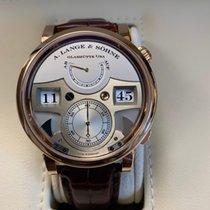 A. Lange & Söhne Oro rosa 44.2mm Cuerda manual 145.032 nuevo